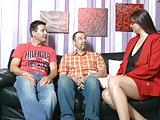 Dreier mit der Sextherapeutin