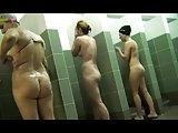 Versteckte Kamera in der Frauendusche