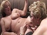 Reife Lesben - Frau Schulz und Angie