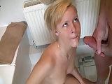 Anal-Quickie in der Dusche
