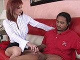 Milf schnappt sich einen Schwarzen