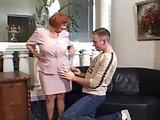 56 jähriges Weib mit dicken Titten